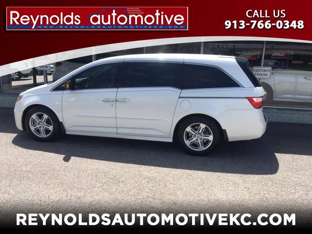 2012 Honda Odyssey 5dr Touring Elite