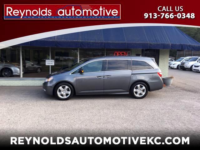 2012 Honda Odyssey Touring Elite