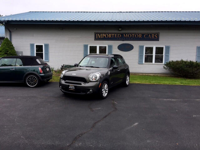 2014 MINI Cooper Countryman AWD 4dr S ALL4