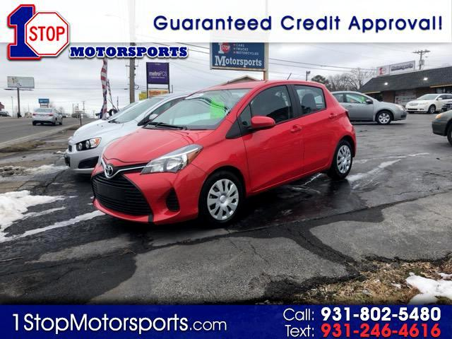 2016 Toyota Yaris SE 5-Door AT