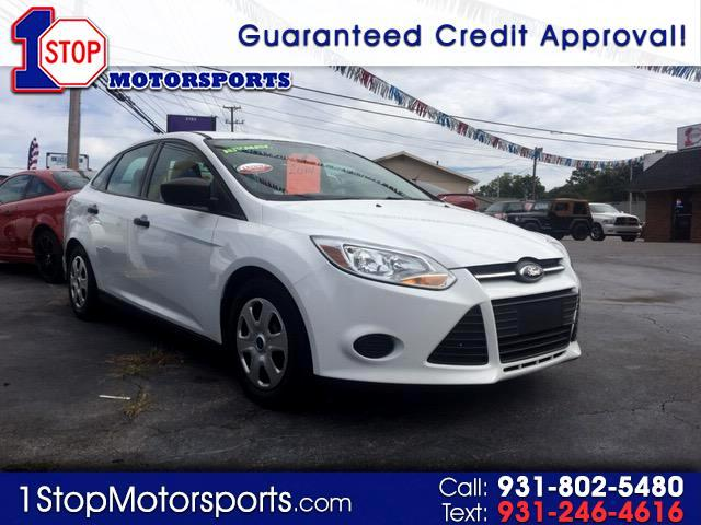 2014 Ford Focus S Sedan