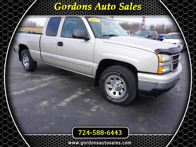 2007 Chevrolet Silverado Classic 1500 Extended Cab 4WD