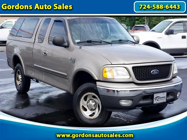 2002 Ford F-150 SuperCab Short Bed 4WD