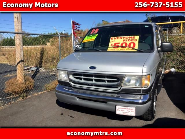 used 1999 ford econoline e150 for sale in cullman al 35055