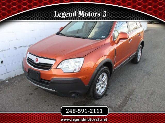 used 2008 saturn vue for sale in ferndale mi 48220 legend