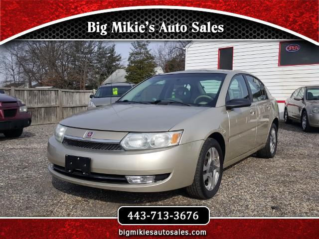 2003 Saturn ION Give us a call today at 866 370-8253At Big Mikies we treat everyone like family