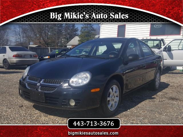 2004 Dodge Neon Give us a call today at 866 370-8253At Big Mikies we treat everyone like family