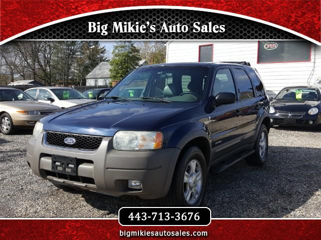 2002 Ford Escape 4x4 Running Boards Sunroof and Leather Give us a call today at 866 370-8253At Bi