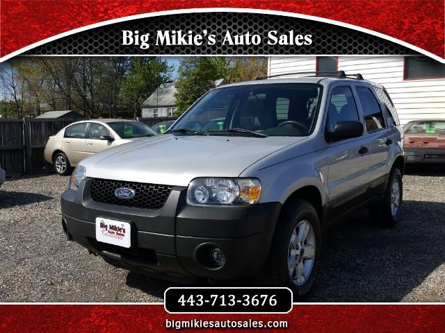2005 Ford Escape Give us a call today at 866 370-8253At Big Mikies we treat everyone like family