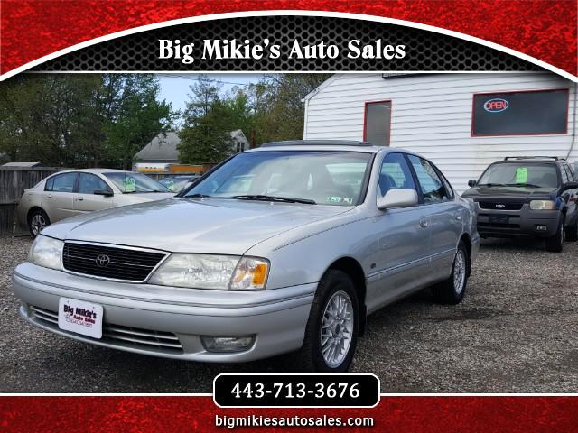 1999 Toyota Avalon Give us a call today at 866 370-8253At Big Mikies we treat everyone like fami