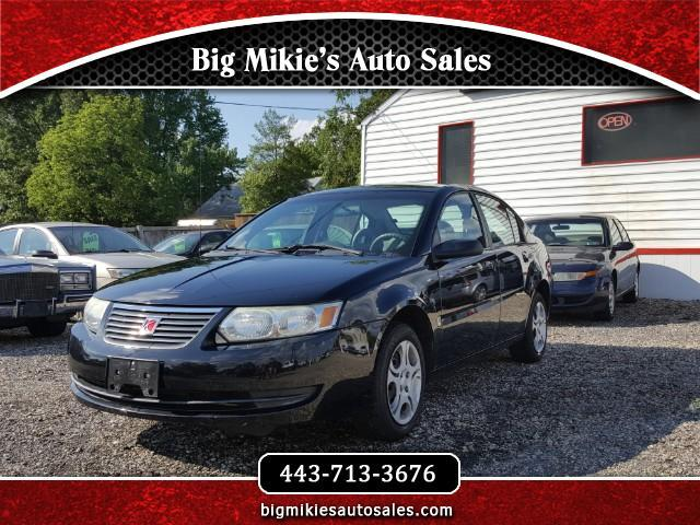 2005 Saturn ION Give us a call today at 866 370-8253At Big Mikies we treat everyone like family