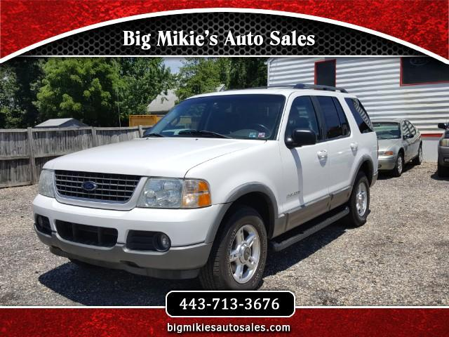 2002 Ford Explorer Give us a call today at 866 370-8253At Big Mikies we treat everyone like fami