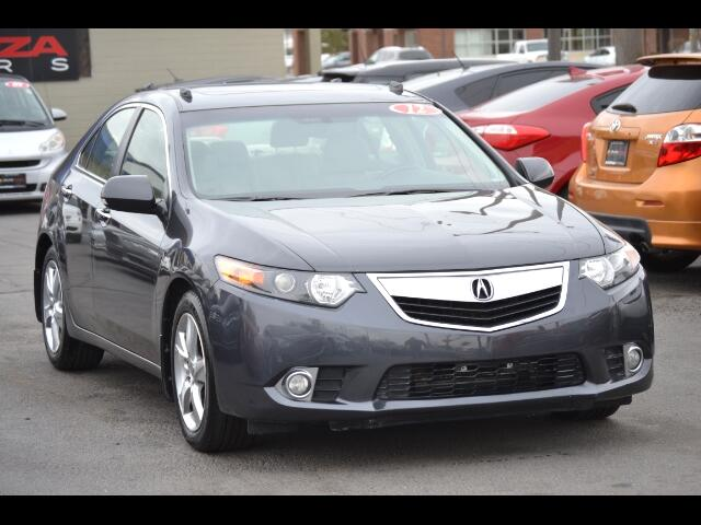 2012 Acura TSX AT with Tech Package