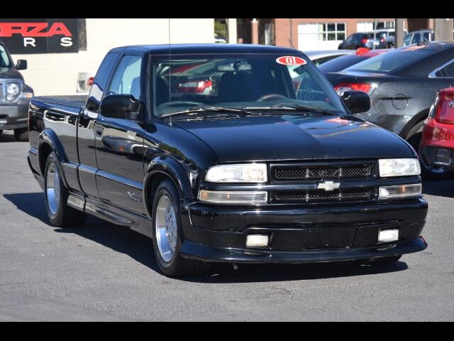 2001 Chevrolet S10 Pickup Ext. Cab