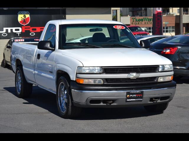 2000 Chevrolet Silverado 1500 Reg. Cab Short Bed
