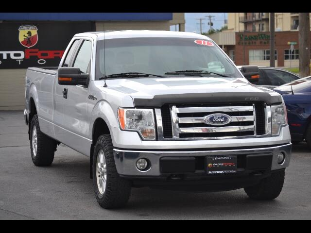 2011 Ford F-150 XLT SuperCab 8-ft. Bed 4WD