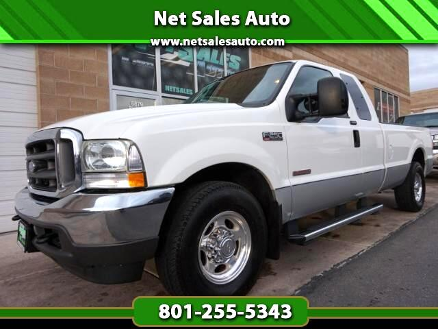 2004 Ford F-250 SD Lariat SuperCab Long Bed 2WD