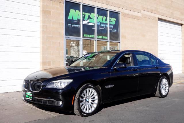 2012 BMW 750Li xDrive 750LI XDRIVE