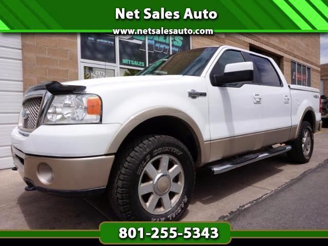 2007 Ford F-150 King Ranch SuperCrew Short Box 4WD