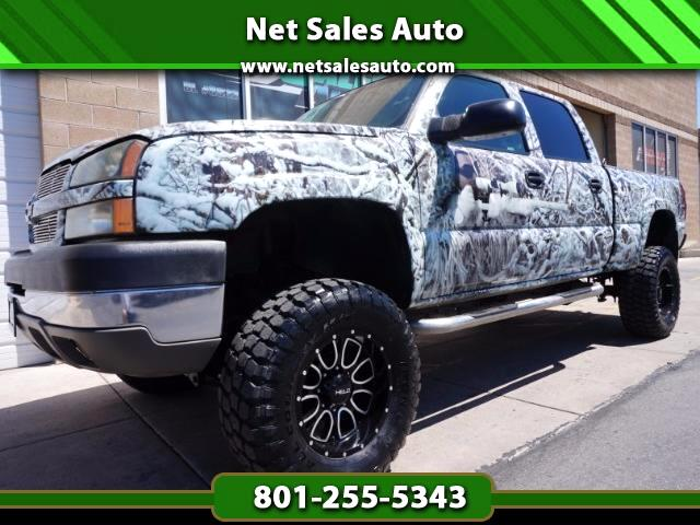 2003 Chevrolet Silverado 2500HD LT Crew Cab Short Bed 4WD