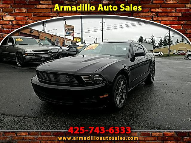 2011 Ford Mustang V6 Premium Coupe