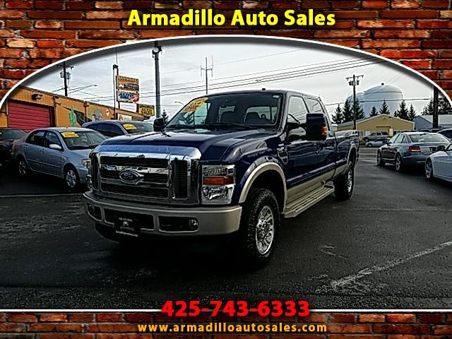 2008 Ford F-350 King Ranch Crew Cab 4WD