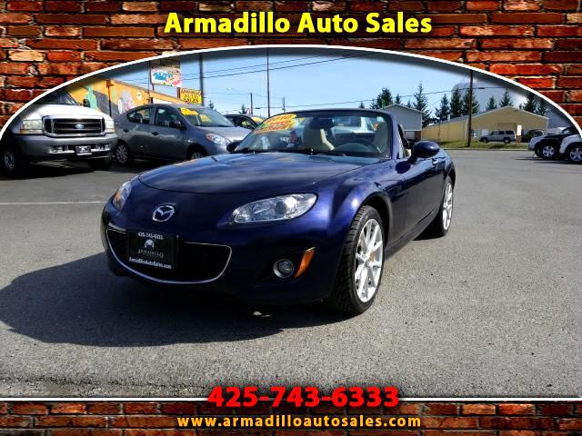 2010 Mazda MX-5 Miata Grand Touring