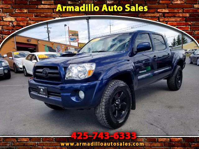 2007 Toyota Tacoma PreRunner Double Cab 2WD
