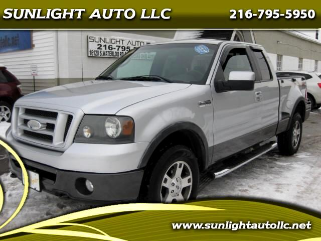 2008 Ford F-150 STX SuperCab Flareside 4WD
