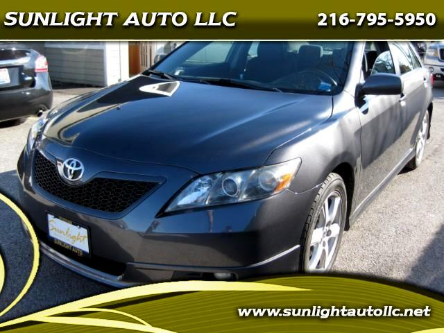 2009 Toyota Camry SE 6-Spd AT