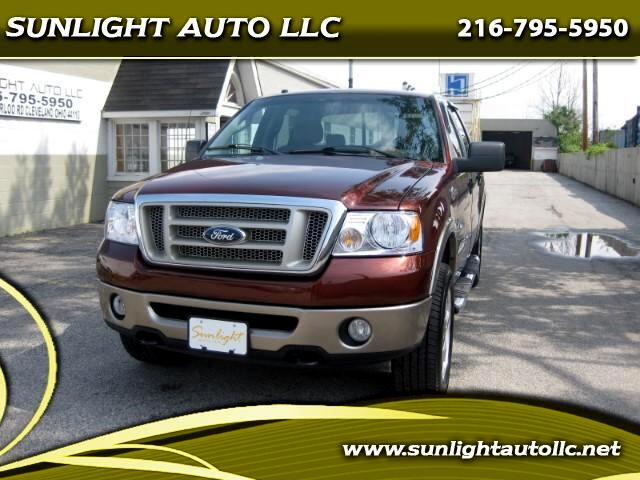 "2006 Ford F-150 4WD SuperCrew 145"" King Ranch"