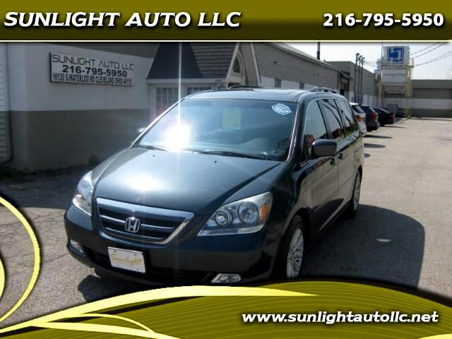 2006 Honda Odyssey Touring w/ Nav System and DVD