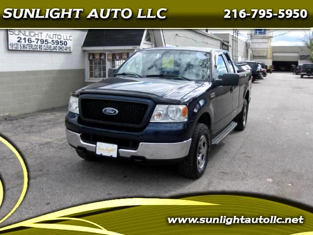 2005 Ford F-150 4WD SuperCab 145