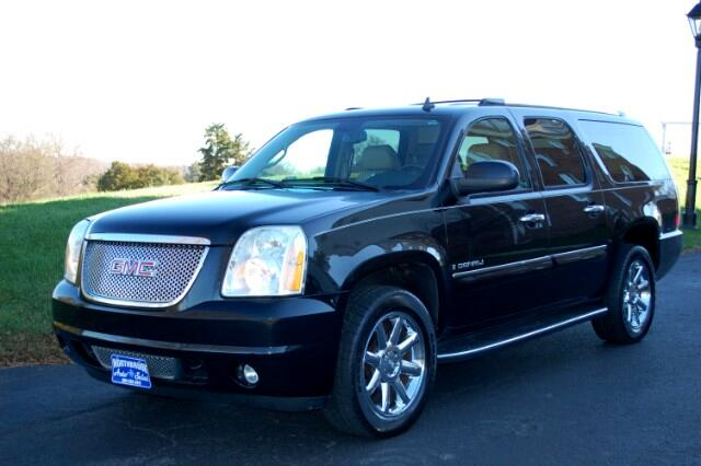 2007 gmc yukon xl denali awd for sale cargurus. Black Bedroom Furniture Sets. Home Design Ideas
