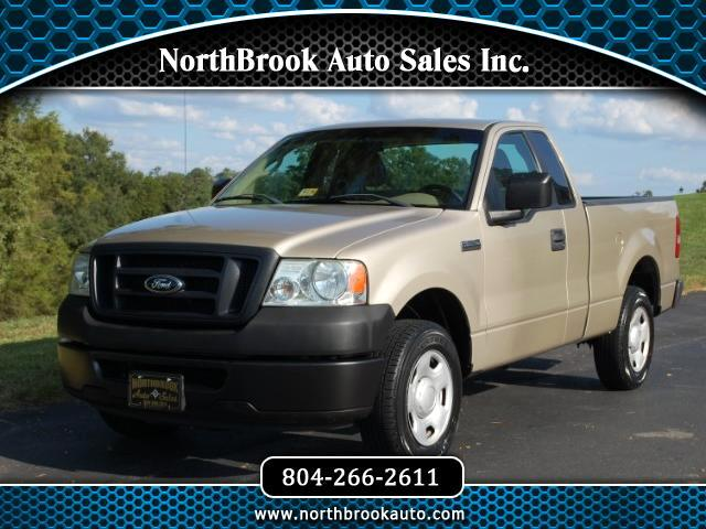 2008 Ford F-150 XL 6.5-ft. Bed 2WD