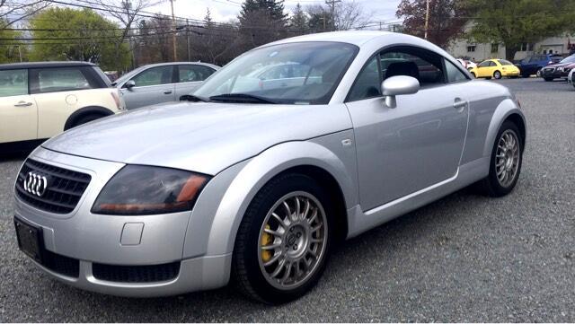 2003 Audi TT Coupe Quattro