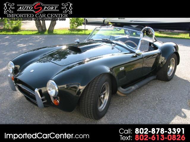 1966 Cobra Replica Shelby