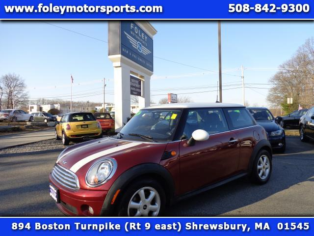 2007 MINI Cooper  Air Conditioning Alarm System Alloy Wheels AMFM Anti-Lock Brakes CD Driver