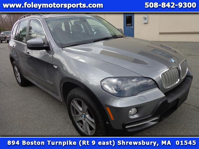 2009 BMW X5  4x4 Air Conditioning Alarm System Alloy Wheels AMFM Anti-Lock Brakes Automatic
