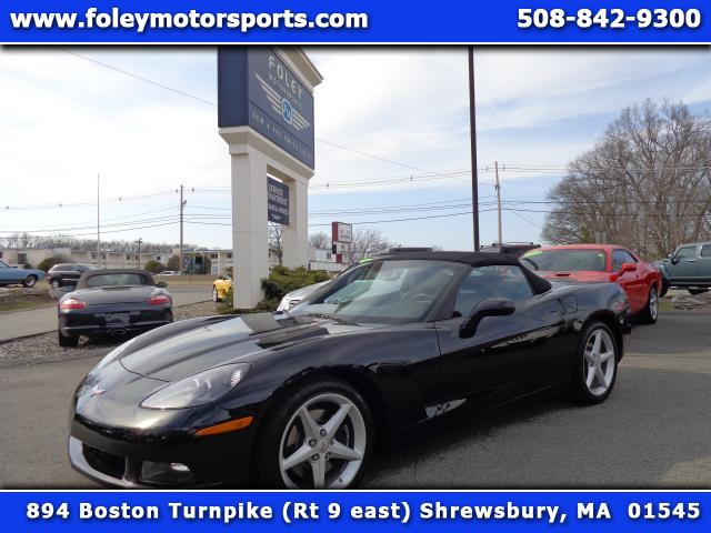 2013 CHEVROLET Corvette  Air Conditioning Alarm System Alloy Wheels AMFM Anti-Lock Brakes Aut