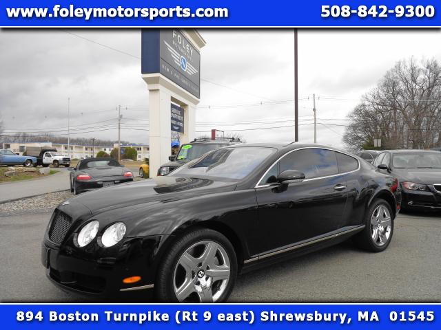 2005 BENTLEY Continental GT  4x4 Air Conditioning Alloy Wheels AMFM Anti-Lock Brakes Automati