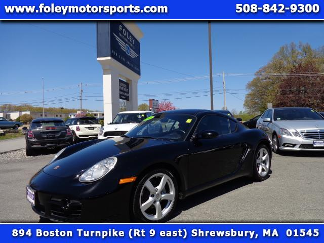 2007 PORSCHE Cayman  Air Conditioning Alarm System Alloy Wheels AMFM Anti-Lock Brakes Automat