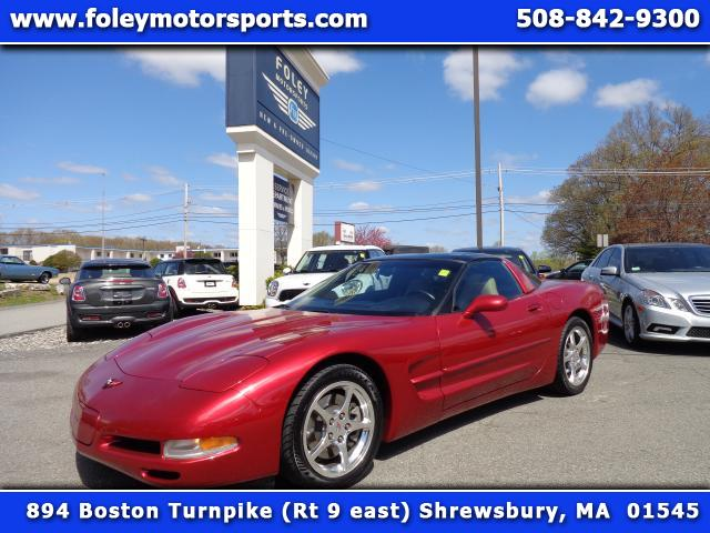 2004 CHEVROLET Corvette  Air Conditioning Alarm System Alloy Wheels AMFM Anti-Lock Brakes Car