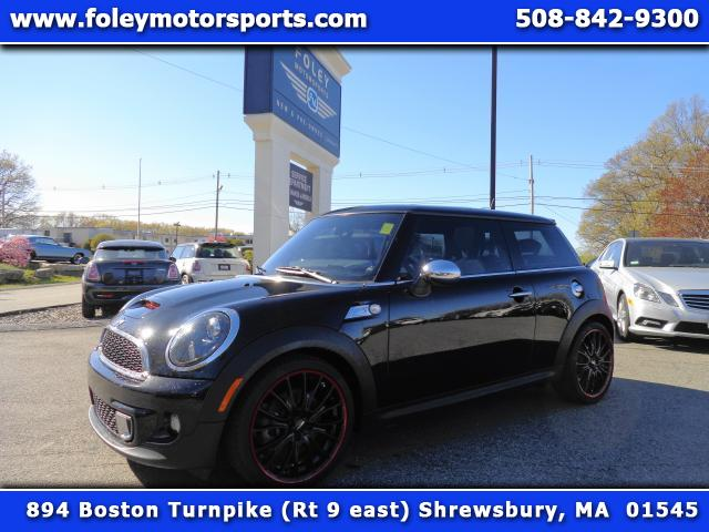 2012 MINI Cooper  Air Conditioning Alarm System Alloy Wheels AMFM Anti-Lock Brakes Automatic