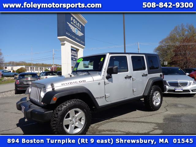 2008 JEEP Wrangler  4x4 Air Conditioning Alarm System Alloy Wheels AMFM Anti-Lock Brakes Car