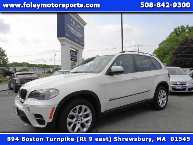 2011 BMW X5  4x4 Air Conditioning Alarm System Alloy Wheels AMFM Anti-Lock Brakes Automatic