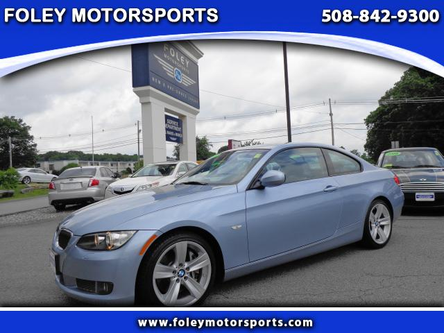 2010 BMW 3-Series 335i 2dr Coupe Air Conditioning Alarm System Alloy Wheels AMFM Anti-Lock Bra