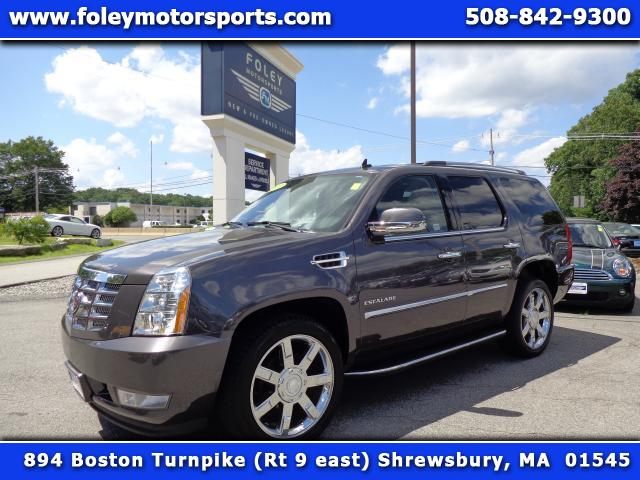 2011 CADILLAC Escalade AWD Luxury 4dr SUV 4x4 Adjustable Pedals Air Conditioned Seats Air Condit