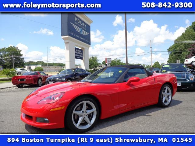2013 CHEVROLET Corvette 2dr Convertible w1LT Air Conditioning Alarm System Alloy Wheels AMFM