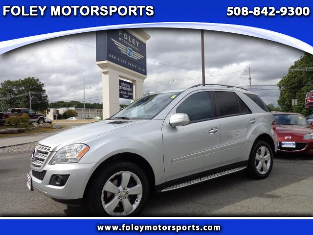 2009 Mercedes M-Class AWD ML350 4MATIC 4dr SUV 4x4 Air Conditioning Alarm System Alloy Wheels A
